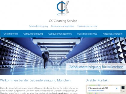 CK-Cleaning Service